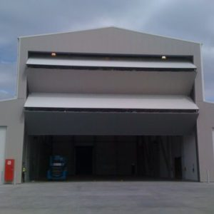 large doors